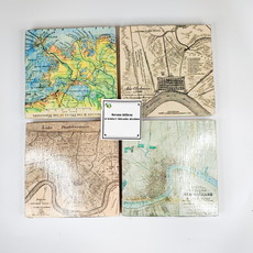 Nancy Blouin Nancy Blouin Decoupage Coasters