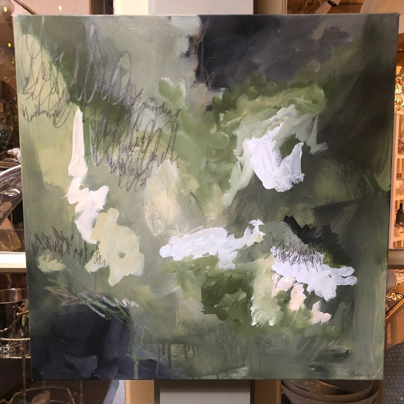 Sarah Thorne Davis Sarah Thorne Davis Abstract 20 x 20
