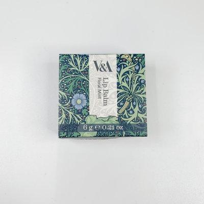 Wild & Wolf Victoria & Albert Lip Balm Floral Mint