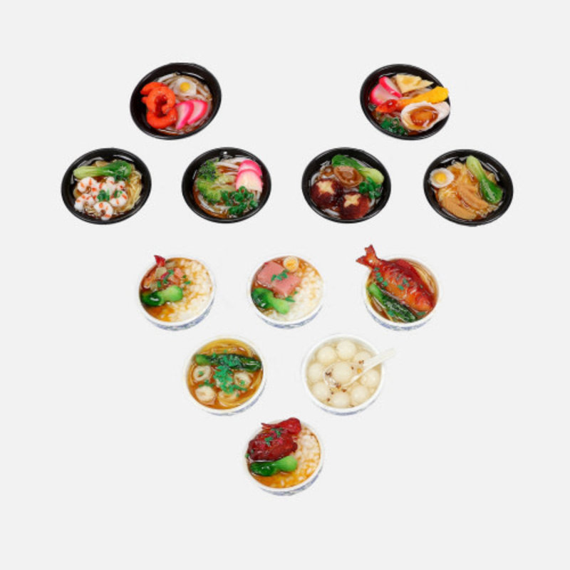 One Hundred 80 Degrees Rice/Noodle Bowl Magnet
