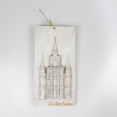 John Marc Anderson John Marc Anderson Cathedral Ornament