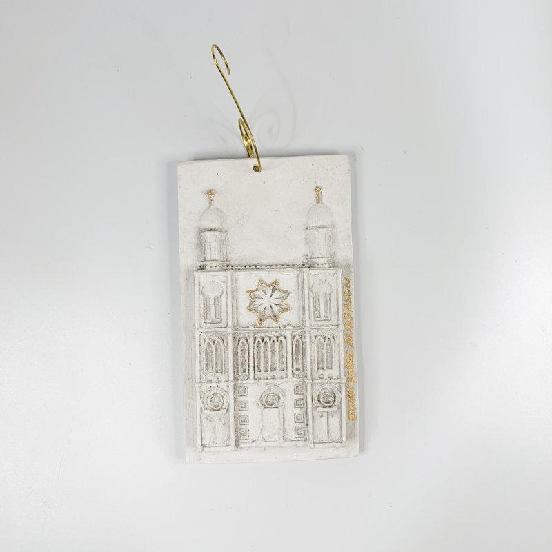 John Marc Anderson John Marc Anderson Jesuit Ornament