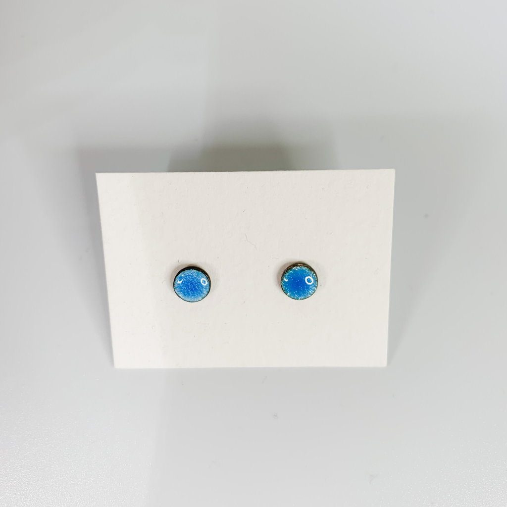 Catherine DeYoung Enamels Cathy DeYoung Enamel Studs