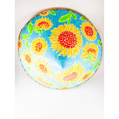 Cynthia Kolls Consignment Cynthia Kolls Sunflower Hat
