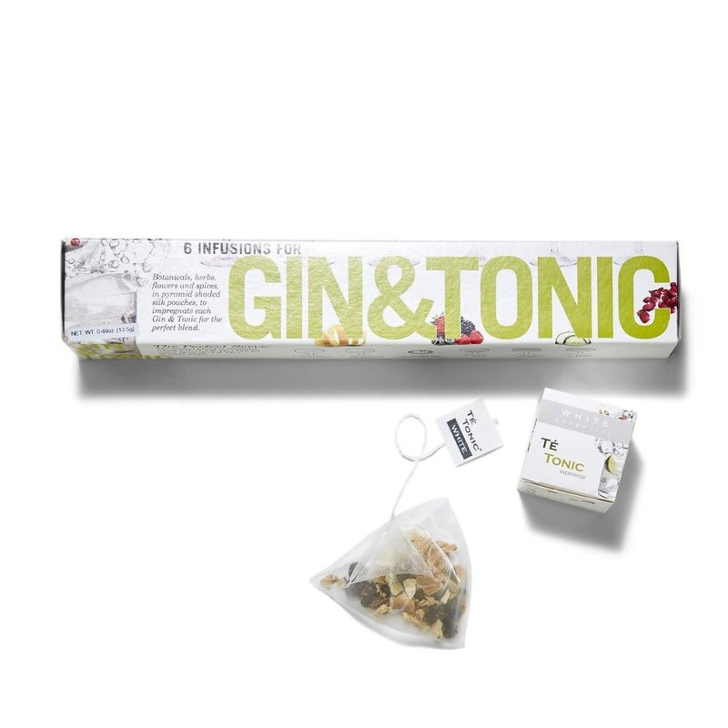 Two's Company Gin & Tonic Infusions