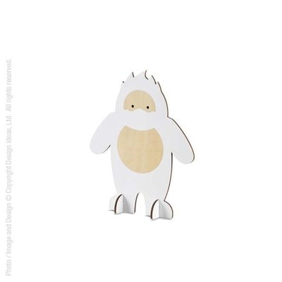 Design Ideas Harry the Abominable Snowmn-Sm / SQ12/288