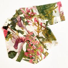 Two's Company Magnolia Short Kimono