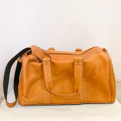 Auld Wyld Auld Wyld Leather Duffle