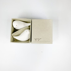 Two's Company S/2 Birds in Gift Box