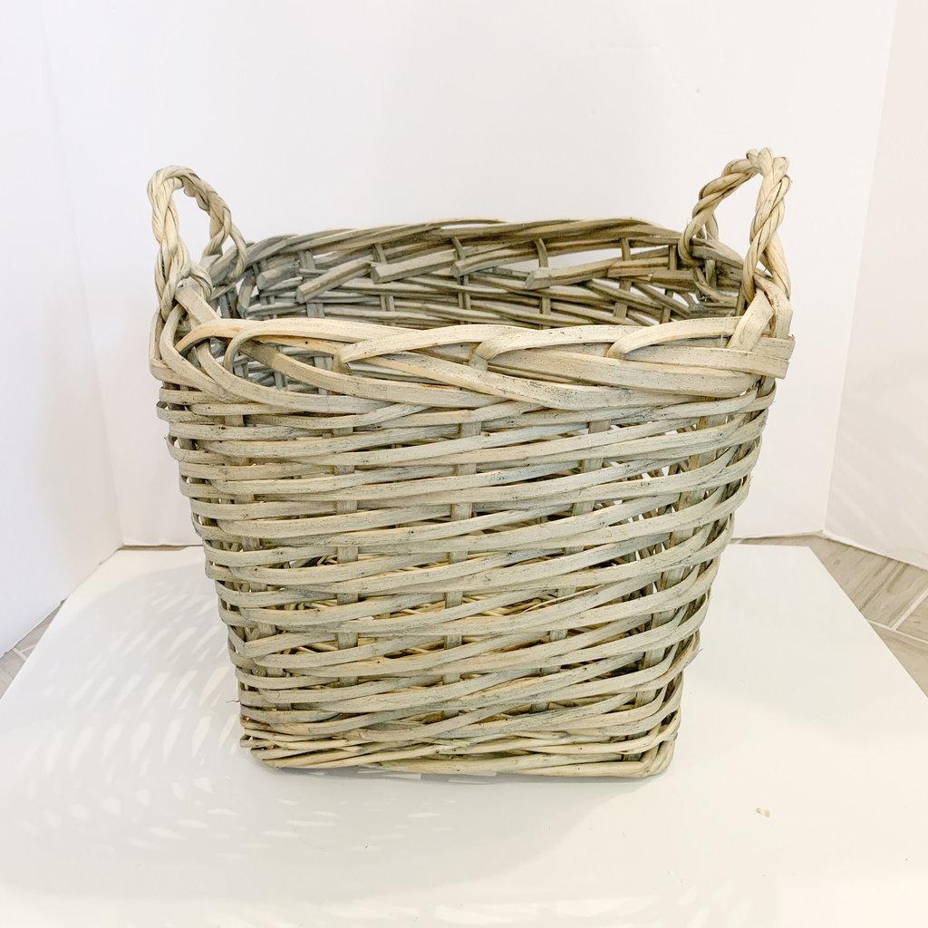 Raz Medium Wicker Basket