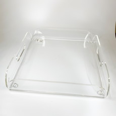 Huang Acrylic Square Tray + $12 Monogram