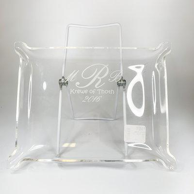 Huang Acrylic Pinch Tray Small