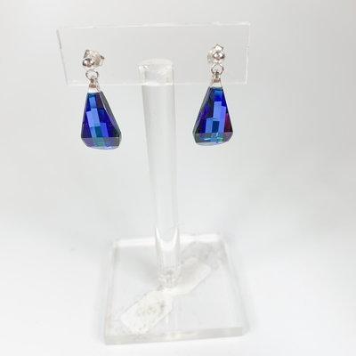 Preciosa Preciosa 6243 Pleione Earring Blue