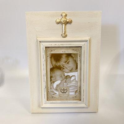 Susan Lange 4x6 Vertical Cross
