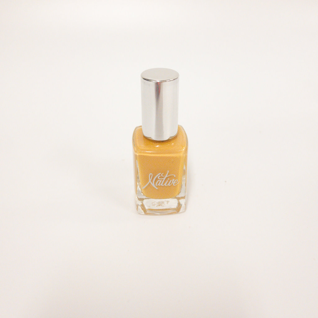 Native Nail Polish Native Nail Polish- Creole Mustard
