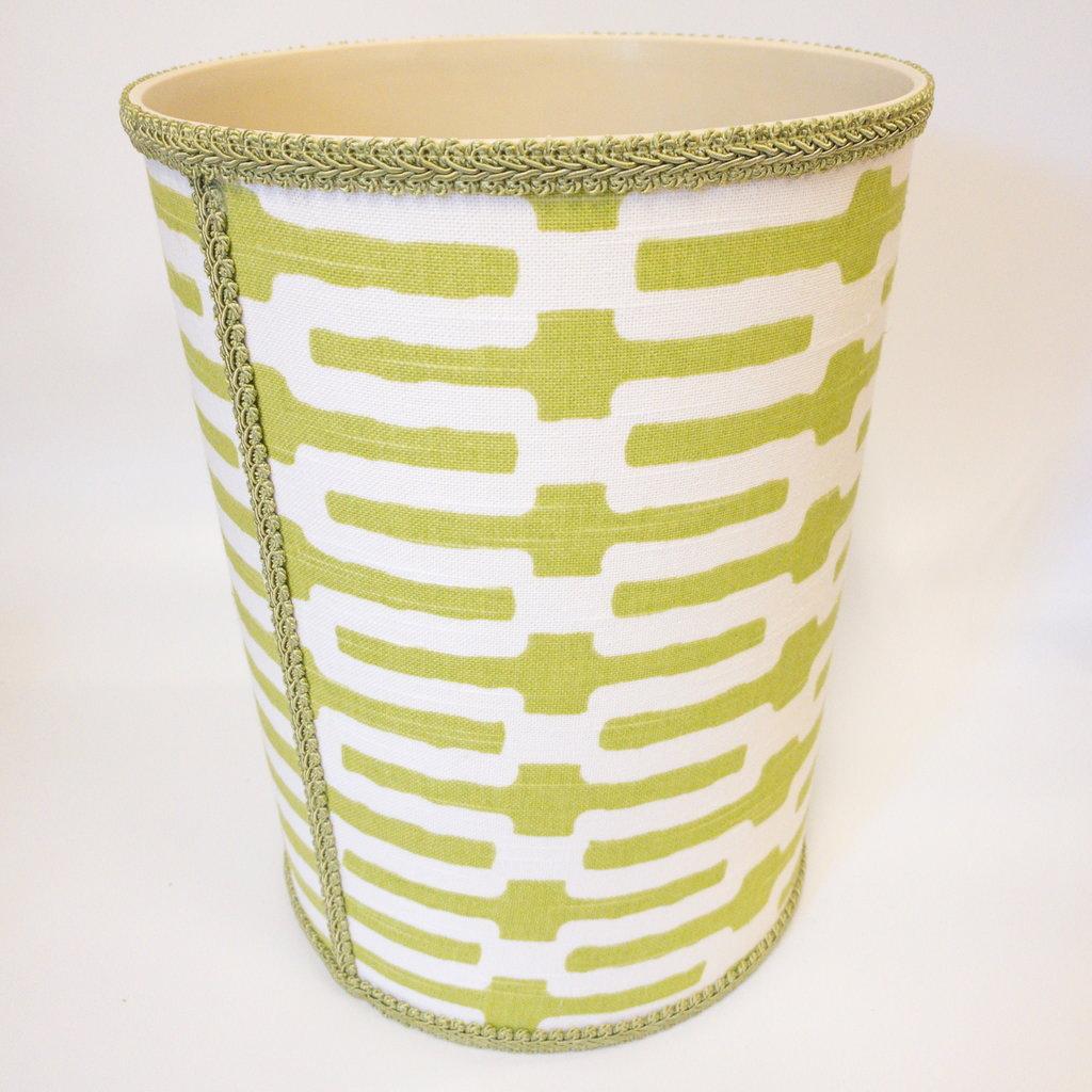 Jan Sevadjian Jan Sevadjian Bamboo Green Waste Basket
