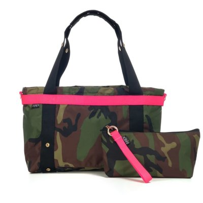 Andi The Andi Small Camo Pop Pink