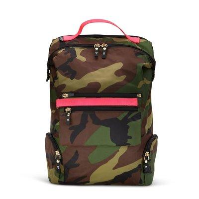 Andi Andi Backpack Camo Pop Pink
