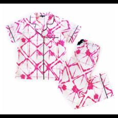 Katie Kime Strata Long Pant Pajama Set XS