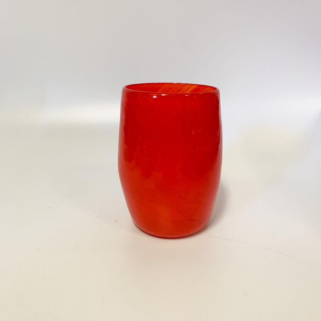Ridge Walker Glass Ridge Walker Glass w/o foot- red