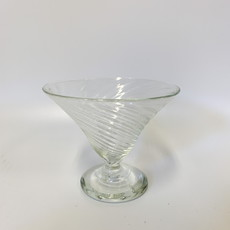 Ridge Walker Glass Ridge Walker Clear Martini Glass/Ice Cream Bowl