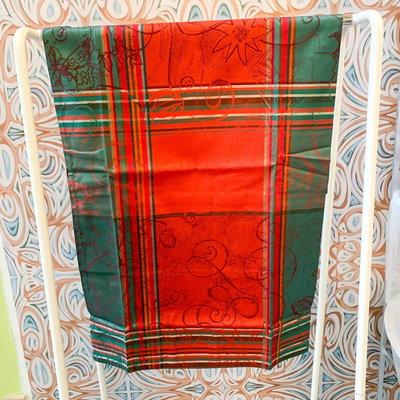 Garnier Thiebaut Garnier Thiebaut Mille Asters Table Cloth 45x45 inch