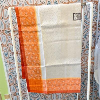 Garnier Thiebaut Garnier Thiebaut Geometry Table Cloth 61x61 inch