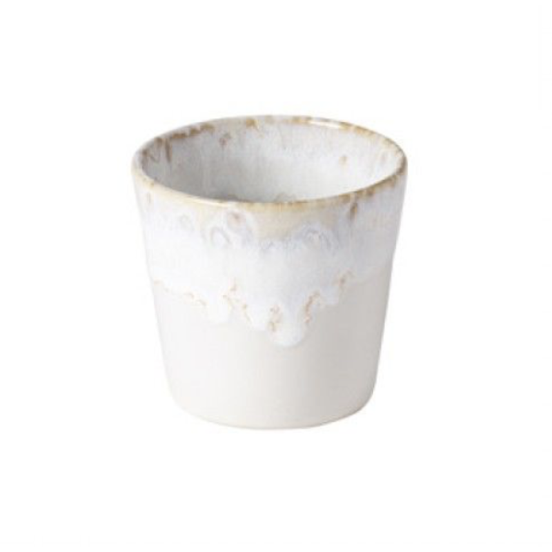 Casafina White Grespresso Coffee Cup- 7oz