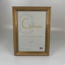 Galassi Elizabeth Gold 5x7 Frame