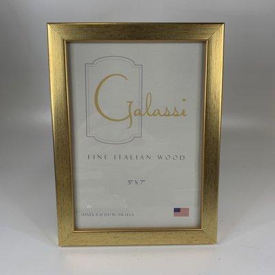 Galassi Thin Flat Gold 5x7