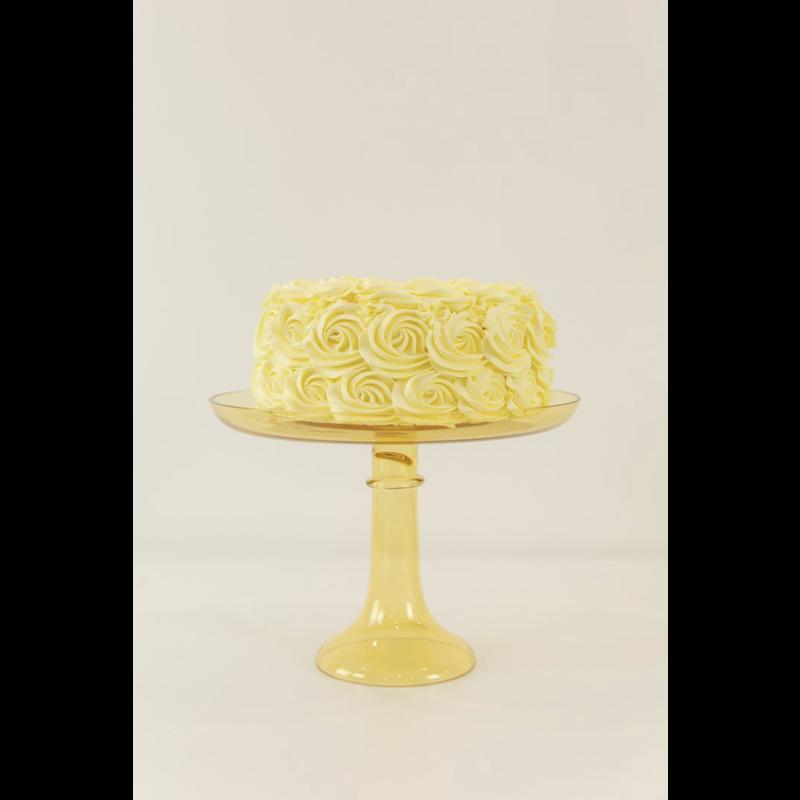 Estelle ESTELLE CAKE STAND {YELLOW}