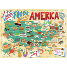 True South Puzzles True South Puzzles Favorite Foods Across America