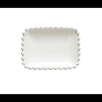 Casafina Soap Dish- Bath Pearl White