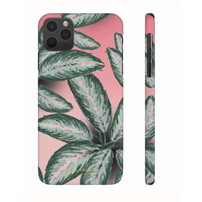 Khristian A. Howell Palm Springs Sleek and Chic iPhone 11 Case