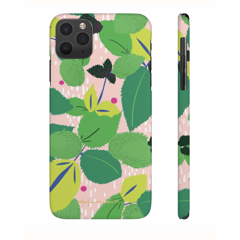 Khristian A. Howell Garden District Sleek and Chic iPhone 11 Case