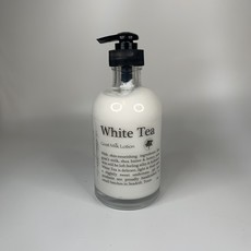 Simplified 8 oz White Tea Lotion