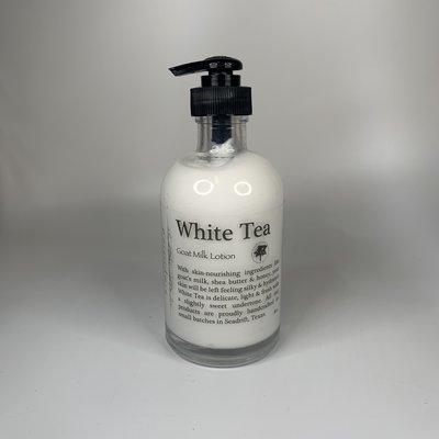 Simplified 8 oz White Tea Lotion