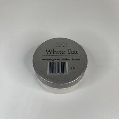 Simplified 2 oz Body Polish- White Tea