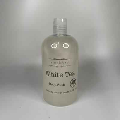 Simplified White Tea Body Wash