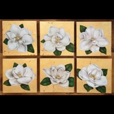 Rayne Bories Rayne Bories Magnolias 6 x 6