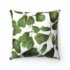 Khristian A. Howell Fig Life Throw Pillow 20x20