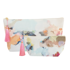 "Laura Park Laura Park Under the Sea Cosmetic Bag (12.5""x7"")"