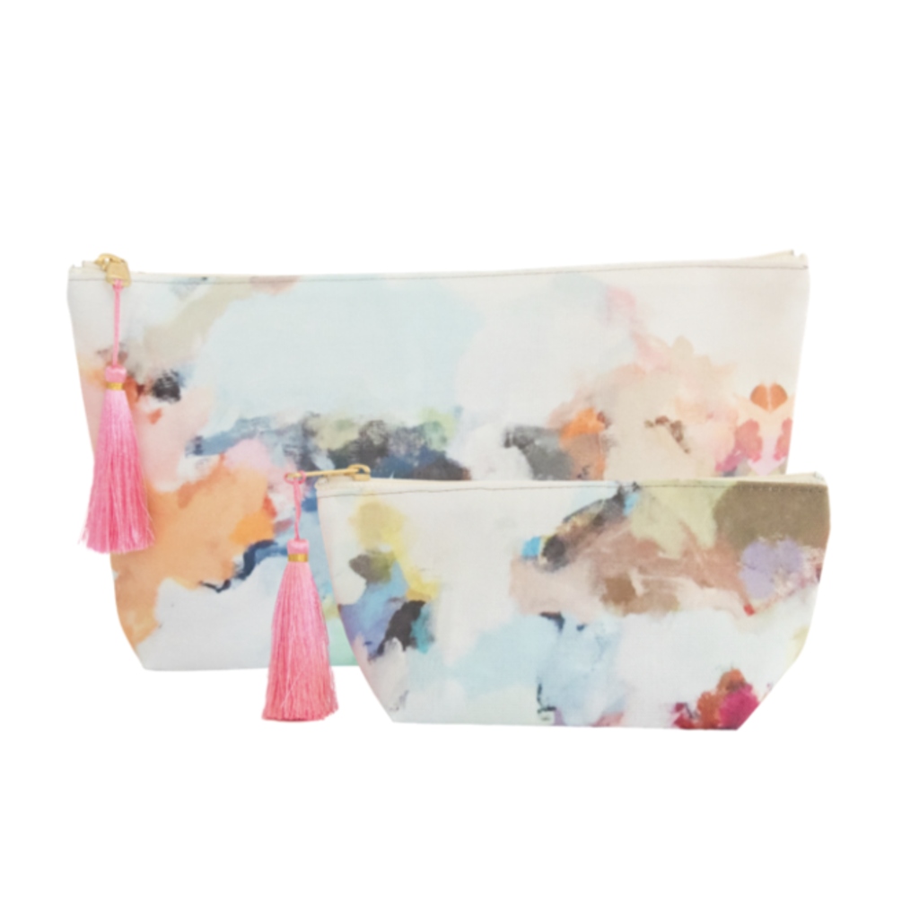 "Laura Park Laura Park Under the Sea Cosmetic Bag (8.5""x4.5"")"