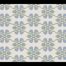 Laura Park Laura Park Clover Sky Linen Cotton Pillow (14''x36'') Bolster
