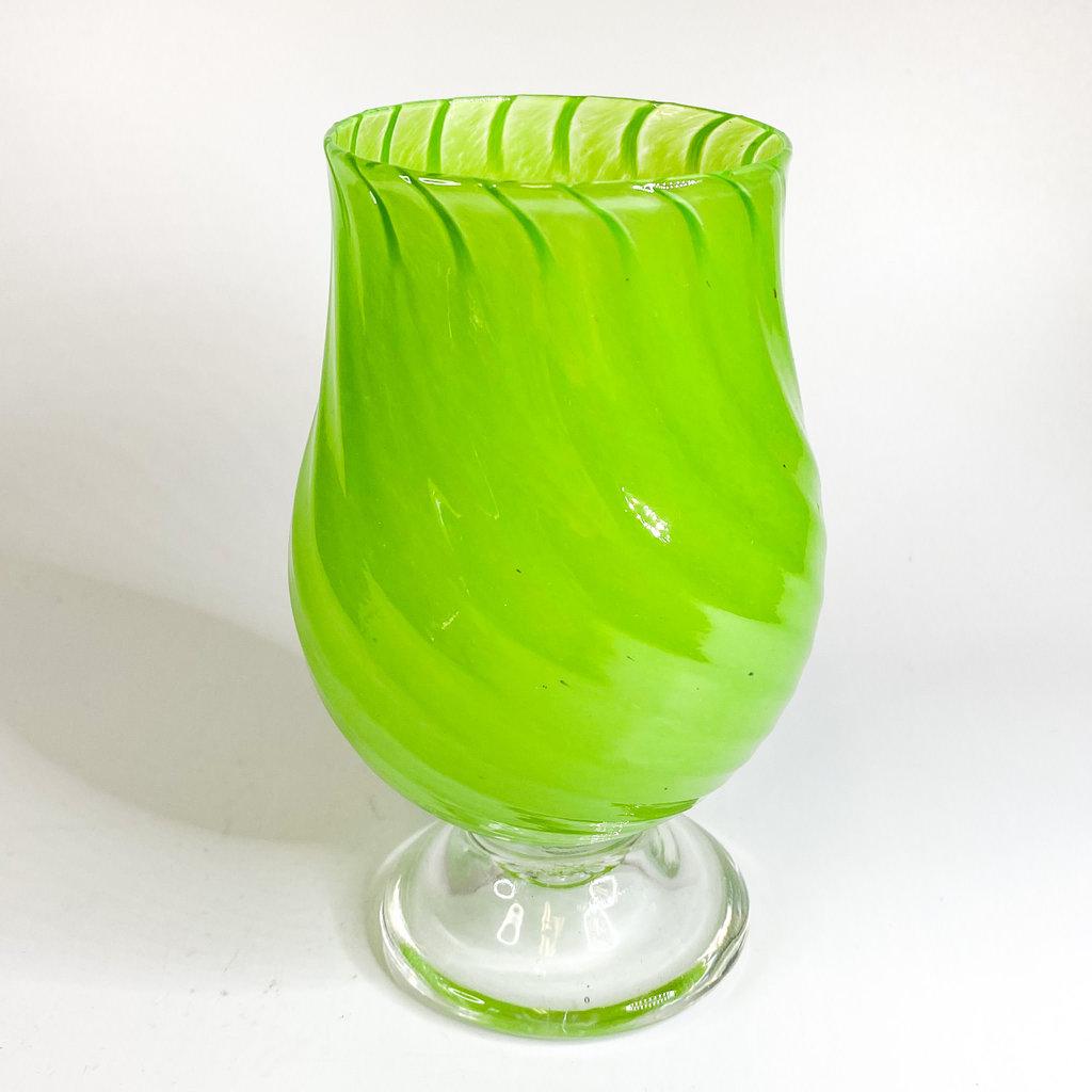 Ridge Walker Glass Ridge Walker Bright Green Tumbler
