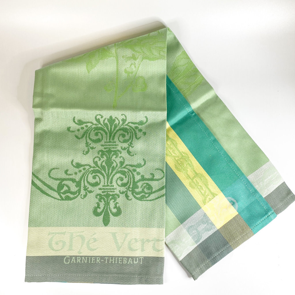 Garnier Thiebaut Garnier Thiebaut Brin De The Tor Vert Kitchen Towel