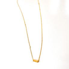 Laura McClendon Bar Necklace