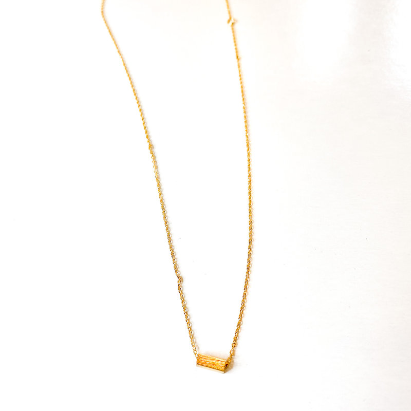 Laura McClendon Bar Necklace