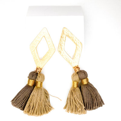 Laura McClendon Tassel on Triangle Brown
