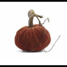 Plush Pumpkin Plush Pumpkins- Apricot 10''